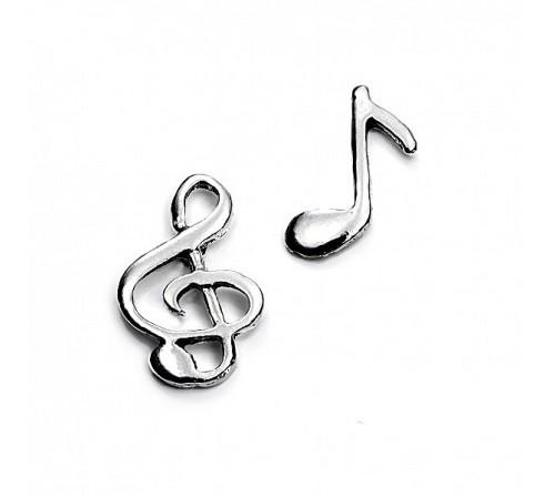 Pendiente Claves Musicales