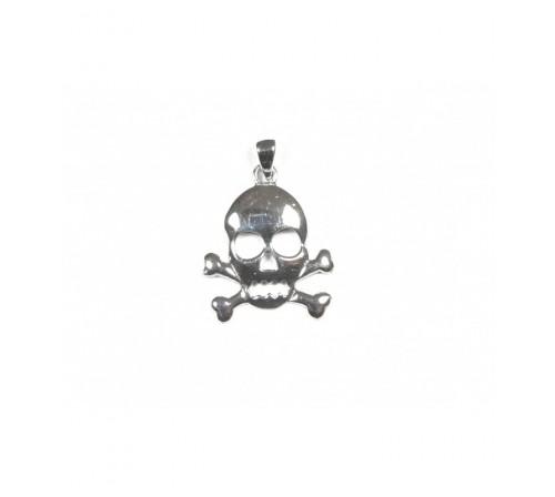 Colgante Calavera Pirata 1